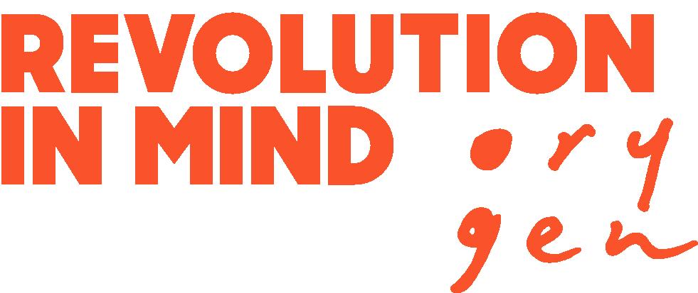 Revolution In Mind - Orygen